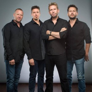 Nickelback press