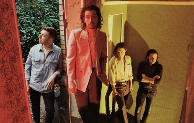 Alex Turner and co.
