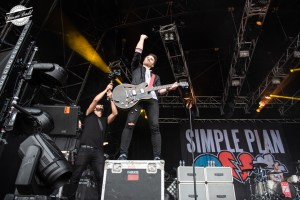 Simple Plan - Slam Dunk Festival 2019 - Jemma Dodd